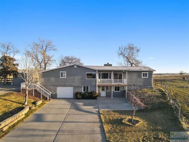 1904 Brian Lane, Billings, MT 59105 (MLS #314638) :: The Ashley Delp Team