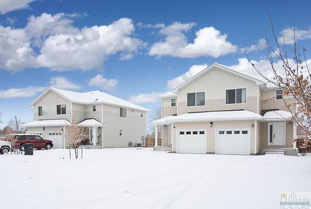 447, 49, 51 & 53 Judith Lane, Billings, MT 59105 (MLS #314645) :: Search Billings Real Estate Group
