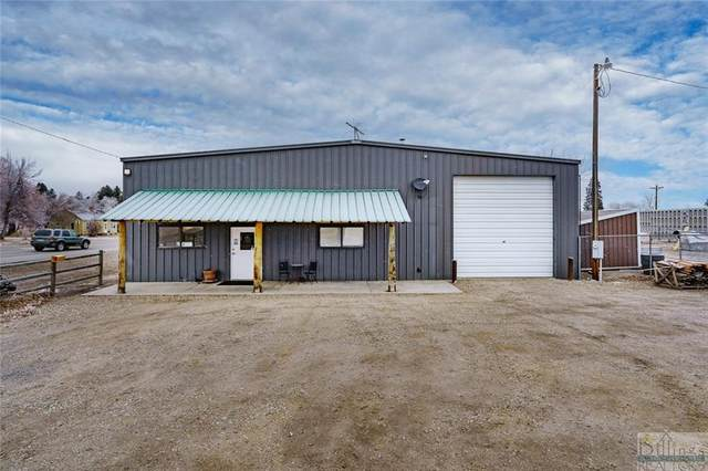 102 S Railway Avenue, Roberts, MT 59070 (MLS #314647) :: The Ashley Delp Team