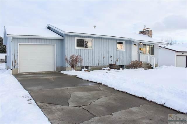 1017 6th Avenue, Laurel, MT 59044 (MLS #314648) :: Search Billings Real Estate Group