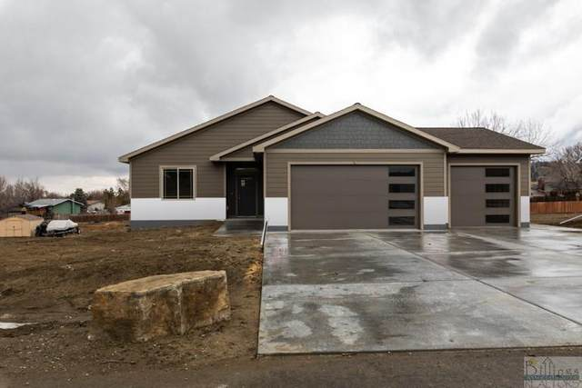 3906 Makell Way, Billings, MT 59101 (MLS #314690) :: Search Billings Real Estate Group