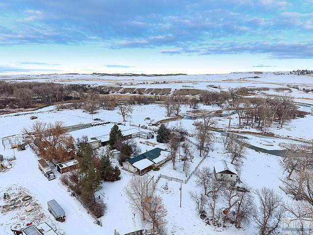 0 Neal Ranch, Lodge Grass, MT 59050 (MLS #314703) :: MK Realty