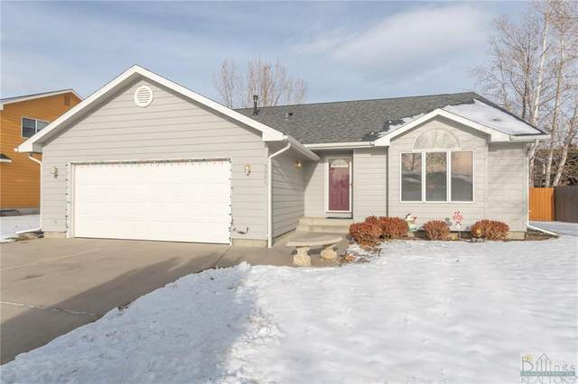 3695 Fort Laramie Drive, Billings, MT 59102 (MLS #314710) :: The Ashley Delp Team