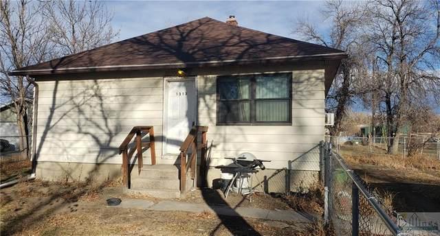 1313 E 8th, Laurel, MT 59044 (MLS #314717) :: Search Billings Real Estate Group