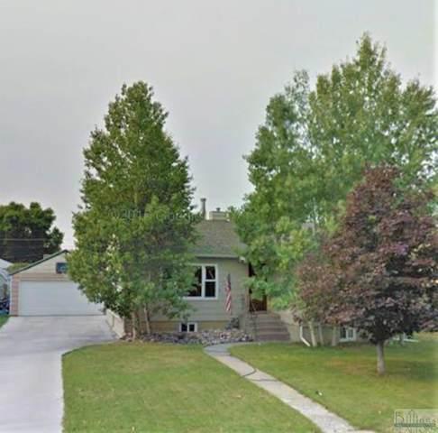 1032 Ave E, Billings, MT 59102 (MLS #314727) :: MK Realty