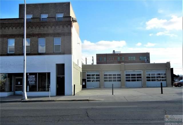 3018 1ST Avenue N, Billings, MT 59101 (MLS #314748) :: Search Billings Real Estate Group