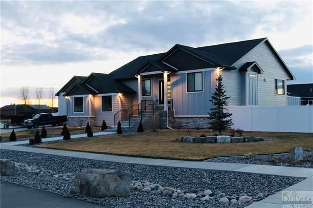 1122 Painted Sky Circle, Billings, MT 59106 (MLS #314781) :: Search Billings Real Estate Group