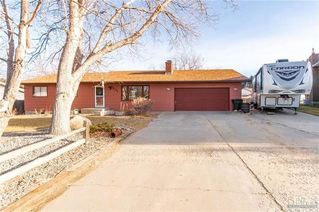 1434 Prickley Pear, Billings, MT 59105 (MLS #314783) :: The Ashley Delp Team