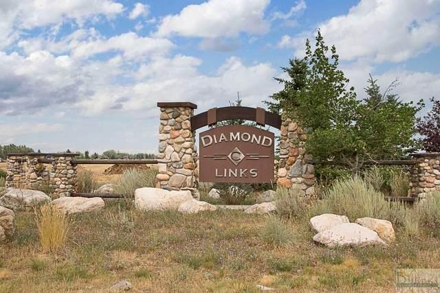 2550 Diamond C Trail, Red Lodge, MT 59068 (MLS #314789) :: The Ashley Delp Team
