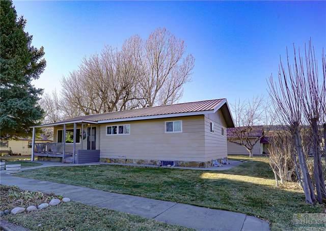 118 N 3rd Street, Bridger, MT 59014 (MLS #314800) :: Search Billings Real Estate Group
