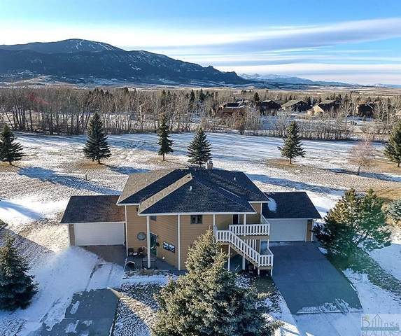 1213 Lazy M Circle, Red Lodge, MT 59068 (MLS #314802) :: The Ashley Delp Team
