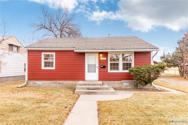 309 Woodland, Laurel, MT 59044 (MLS #314806) :: Search Billings Real Estate Group