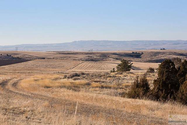 Parcel 8 South Fork Road, Billings, MT 59101 (MLS #314812) :: The Ashley Delp Team