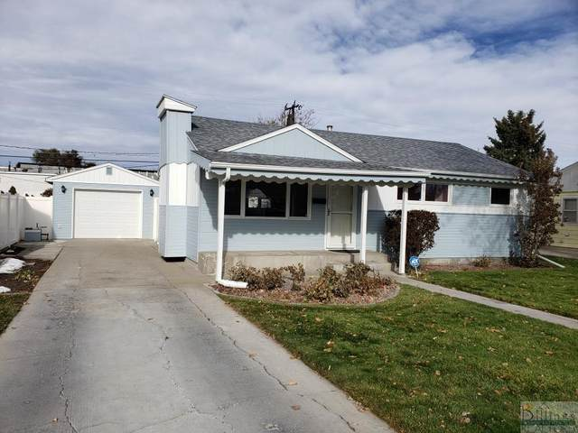 1303 Concord Dr, Billings, MT 59101 (MLS #314821) :: The Ashley Delp Team