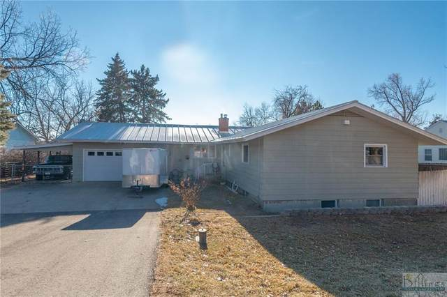 3536 Poly Drive, Billings, MT 59102 (MLS #314824) :: The Ashley Delp Team