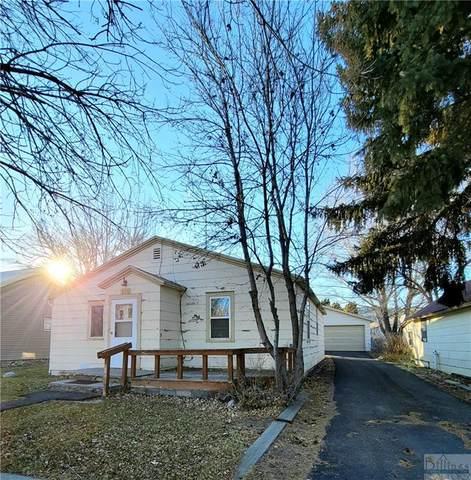 110 N 3rd Street, Bridger, MT 59014 (MLS #314839) :: Search Billings Real Estate Group