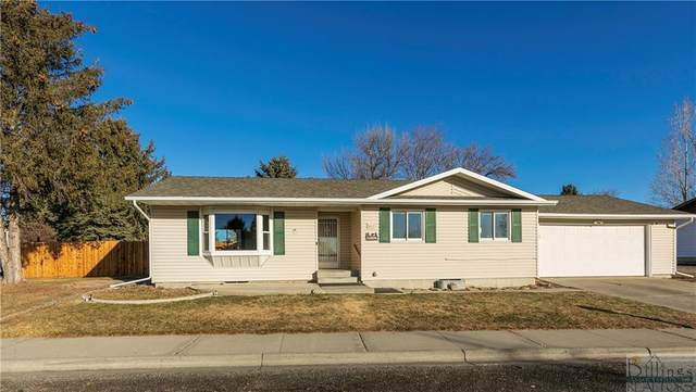 907 W Maryland, Laurel, MT 59044 (MLS #314850) :: The Ashley Delp Team