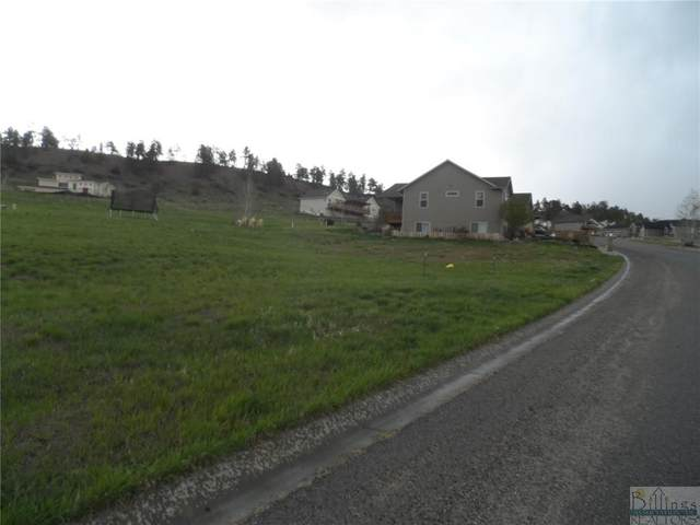 Lot 13 Castle Pines Dr, Billings, MT 59101 (MLS #314856) :: The Ashley Delp Team