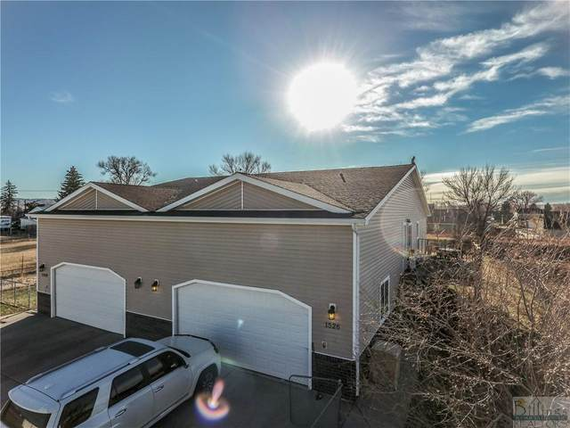 1526 Wicks Lane, Billings, MT 59105 (MLS #314863) :: The Ashley Delp Team