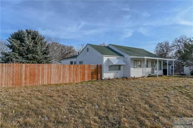 423 Calhoun, Billings, MT 59101 (MLS #314869) :: Search Billings Real Estate Group