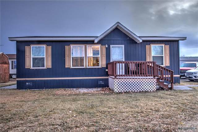 13 Rainier Street North, Billings, MT 59105 (MLS #314886) :: Search Billings Real Estate Group