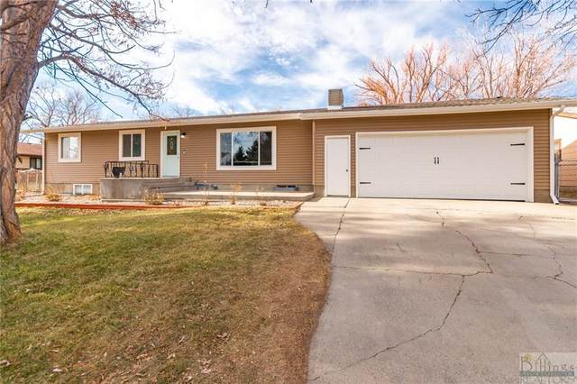 138 Stillwater Lane, Billings, MT 59105 (MLS #314895) :: The Ashley Delp Team