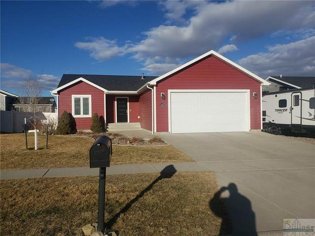 1253 Sierra Granda Boulevard, Billings, MT 59105 (MLS #314900) :: The Ashley Delp Team