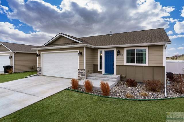 1708 Savona Street, Billings, MT 59105 (MLS #314916) :: The Ashley Delp Team