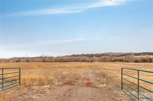 lot 7 Blue Creek Road, Billings, MT 59101 (MLS #314927) :: The Ashley Delp Team