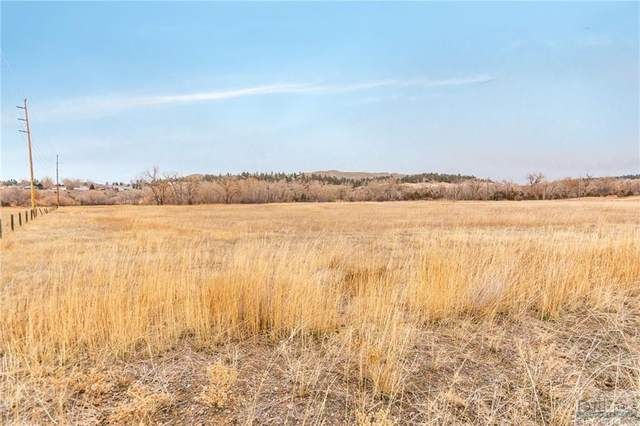 Lot 6 Blue Creek Road, Billings, MT 59101 (MLS #314928) :: The Ashley Delp Team