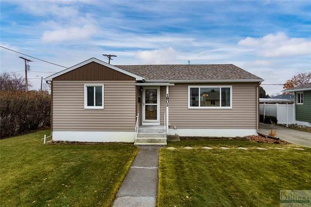 1802 Alderson Avenue, Billings, MT 59102 (MLS #314940) :: The Ashley Delp Team