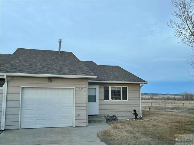 209 Granite Peak Court, Big Timber, MT 59011 (MLS #314973) :: MK Realty