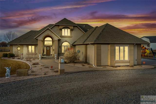 1200 S 66TH STREET W, Billings, MT 59106 (MLS #315018) :: Search Billings Real Estate Group