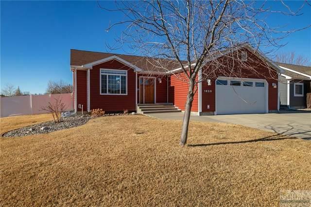 1620 Tanner Lane, Billings, MT 59102 (MLS #315019) :: Search Billings Real Estate Group