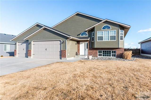 2533 Lake Heights Drive, Billings, MT 59105 (MLS #315028) :: The Ashley Delp Team