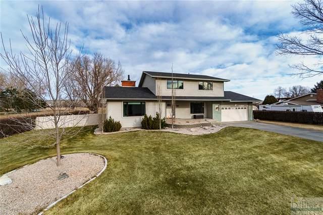 4229 Wells Pl, Billings, MT 59106 (MLS #315030) :: Search Billings Real Estate Group