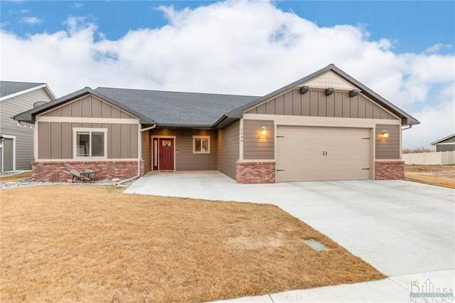 5238 Amherst Drive, Billings, MT 59106 (MLS #315036) :: The Ashley Delp Team