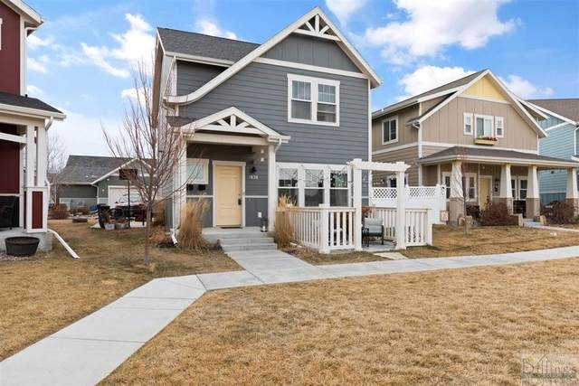 1636 Hollyhock St, Billings, MT 59101 (MLS #315044) :: The Ashley Delp Team