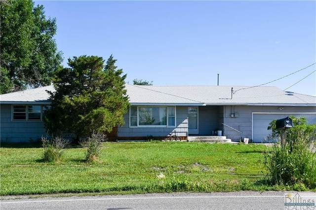 1109 Us Highway 10 W, Laurel, MT 59044 (MLS #315045) :: MK Realty
