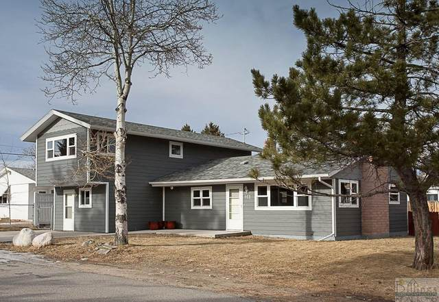 103 18TH STREET W, Red Lodge, MT 59068 (MLS #315049) :: The Ashley Delp Team