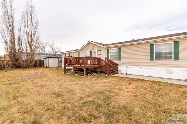 806 Joyce Circle, Billings, MT 59105 (MLS #315050) :: The Ashley Delp Team