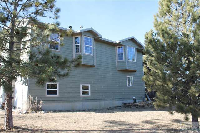 30 Overland Trl, Big Timber, MT 59011 (MLS #315056) :: Search Billings Real Estate Group