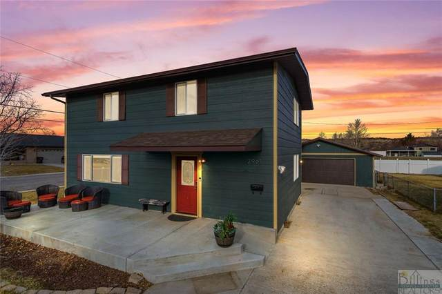 2961 Custer Ave, Billings, MT 59102 (MLS #315057) :: The Ashley Delp Team