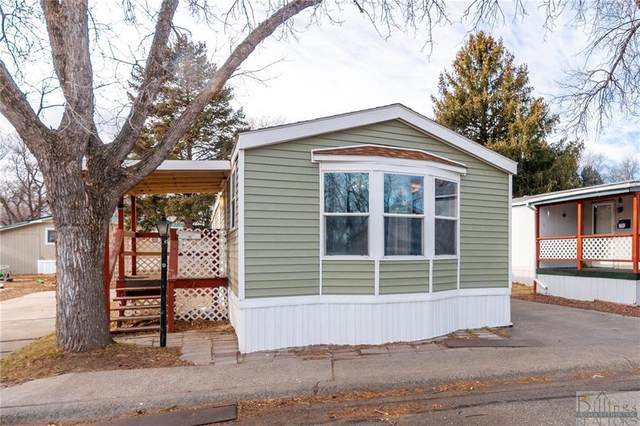 13 Alma Lane, Billings, MT 59102 (MLS #315059) :: Search Billings Real Estate Group