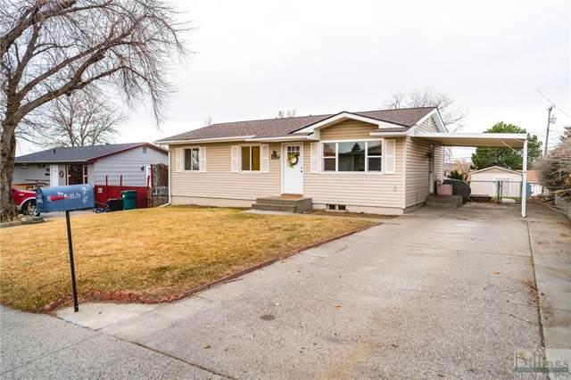 2034 George Street, Billings, MT 59102 (MLS #315061) :: Search Billings Real Estate Group
