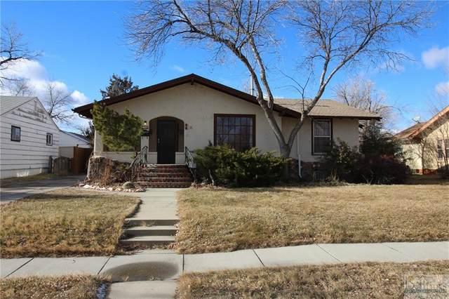 308 N Choteau Avenue, Hardin, MT 59034 (MLS #315076) :: Search Billings Real Estate Group