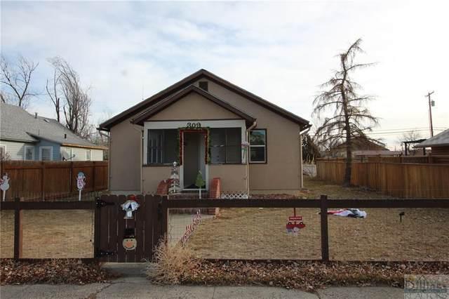 309 N Cody Avenue, Hardin, MT 59034 (MLS #315079) :: Search Billings Real Estate Group