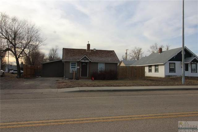 740 3rd Street West, Hardin, MT 59034 (MLS #315080) :: MK Realty