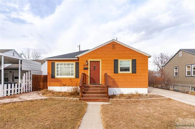 1615 Clark Avenue, Billings, MT 59101 (MLS #315093) :: MK Realty