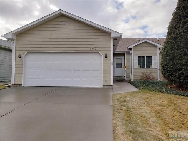 1714 Wellington Place, Billings, MT 59102 (MLS #315095) :: Search Billings Real Estate Group